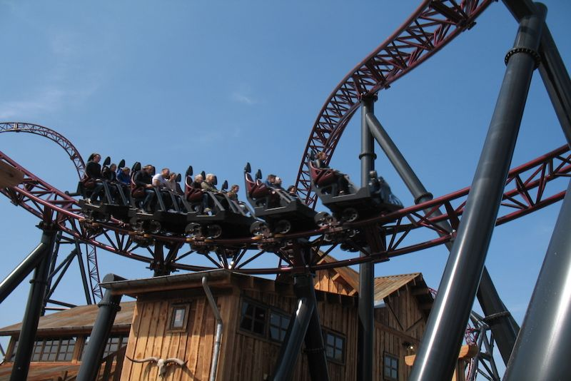 Gold Rush @ Attractiepark Slagharen
